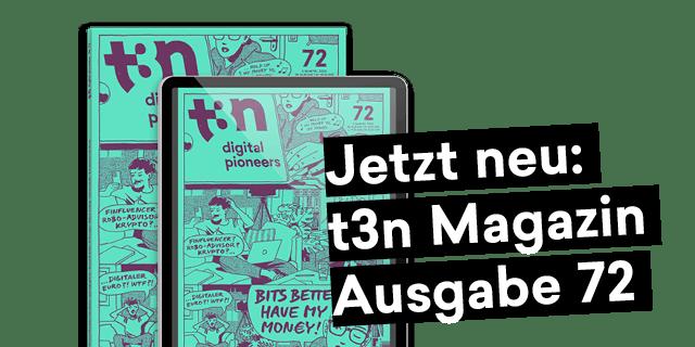 Aktuelles Angebot von t3n